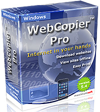 Download WebCopier Pro