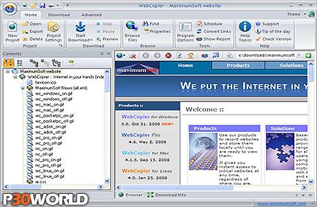 WebCopier Pro