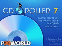 دانلود CDRoller 9.50.20 - نرم افزار بازیابی اطلاعات از انواع CD و DVD